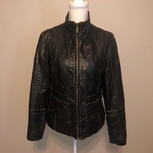 Big Chill Vintage medium faux leather jacket